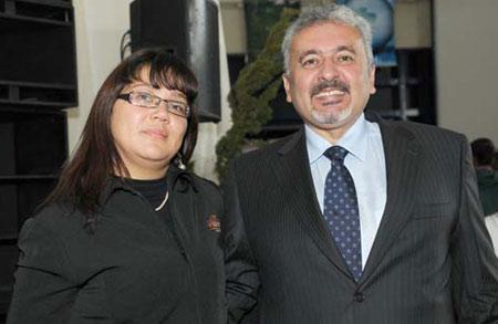 Atendimento Kremer Andréia Soares e João Leite, diretor Kremer