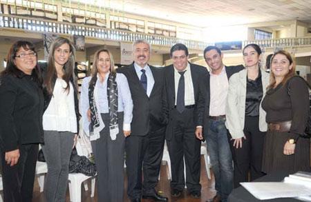 Empreendores e Amigos durante o evento